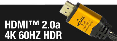 UPTAB HDMI Cables 4K 60Hz HDR